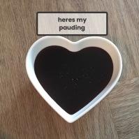 Fatih_Fun Friday_Made Chocolate Pudding
