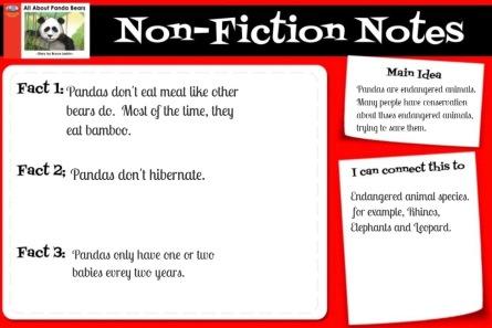 Serena Non-fiction Notes